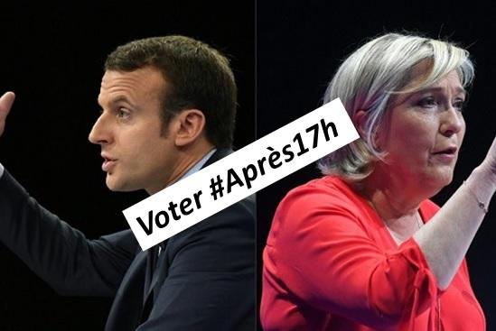 Le Pen - Macron - ThePrairie.fr !
