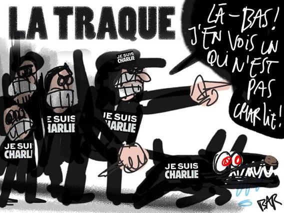 Dictature du charlisme - ThePrairie.fr !
