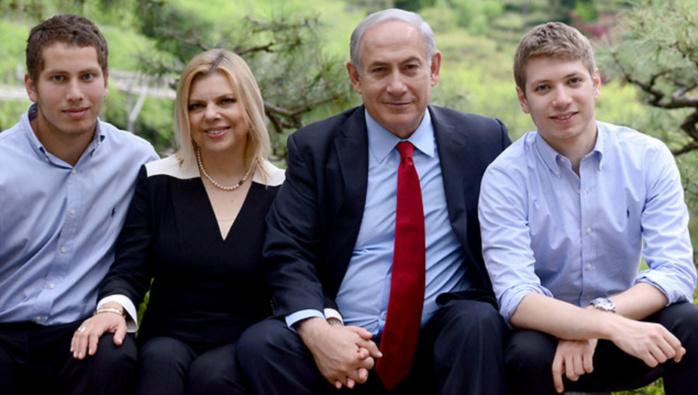 Famille Netanyahu - ThePrairie.fr !