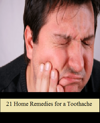 how to help a toothache at home