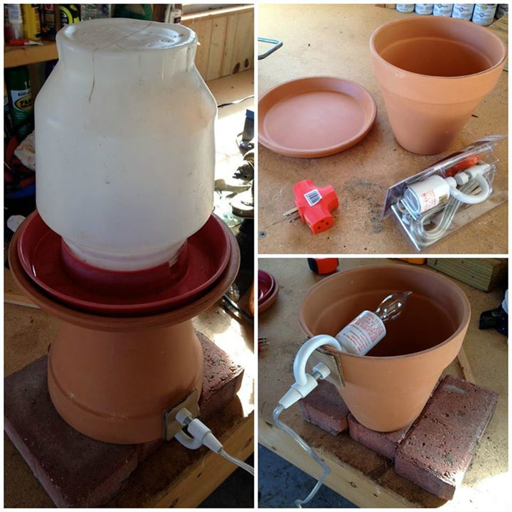 Diy No Freeze Watering Station The Prepared Page