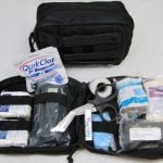 IFAK - Individual First Aid Kit - USAF Issue - Black