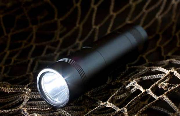 TacticalFlashlight