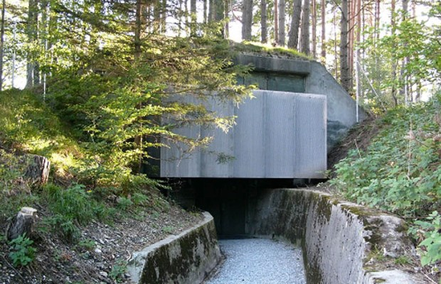 Best bunker design.