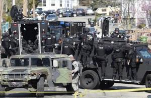 Martial Law Gun Confiscation
