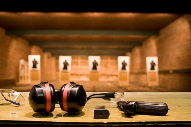 Head to the range often to keep your skills sharp and develop muscle memory.