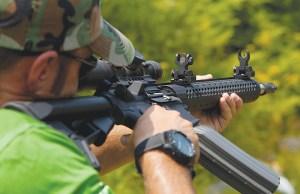 Gun Gadget - shooting offset sights -  wideopenspaces_com