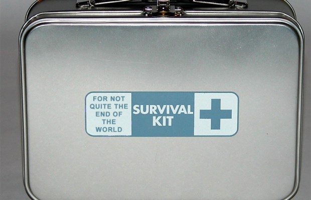 Survival Kit for Not Quite the End of the World