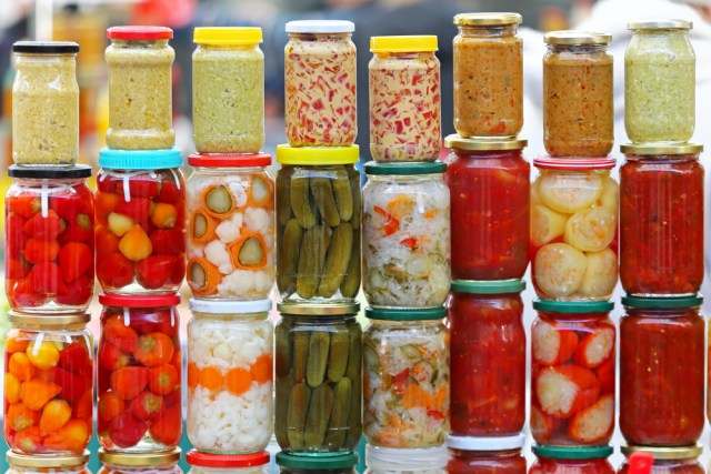 Fermented foods go beyond sauerkraut, kimchi and hakarl and is a way to preserve foods using whey as an activator.