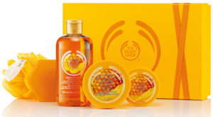 Small Honeymania Gift by The Body Shop