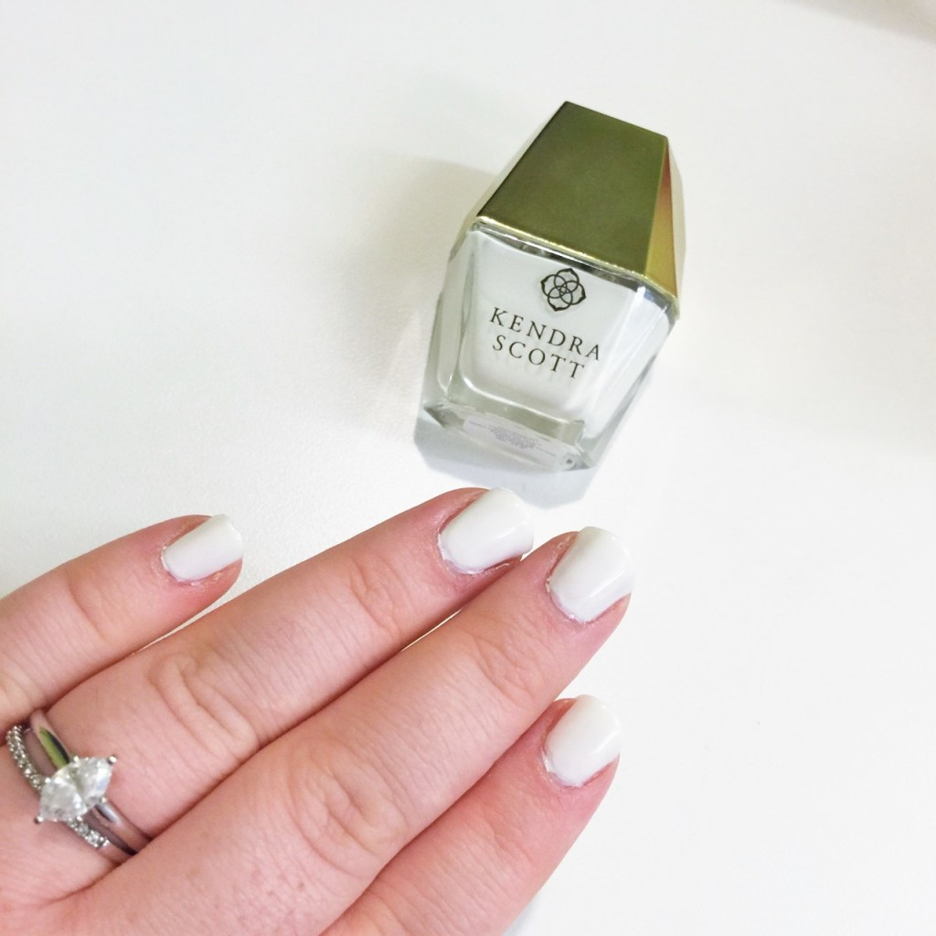 kendra scott nail lacquer bright white