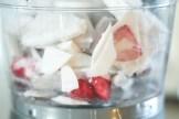 Paleo Orange Blossom Strawberry Ice Cream - www.ThePrimalDesire.com