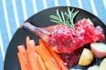 Roasted Duck in Paleo Tumeric Plum Sauce - www.ThePrimalDesire.com #paleo