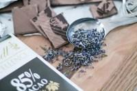 Paleo Chocolate Lavender Muffins - www.ThePrimalDesire.com