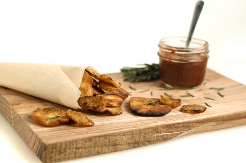 how to make crispy chips in oil