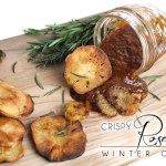 Parsnips and beets make up these delicious Crispy Rosemary Winter Chips. http://wp.me/p4Aygm-1RC