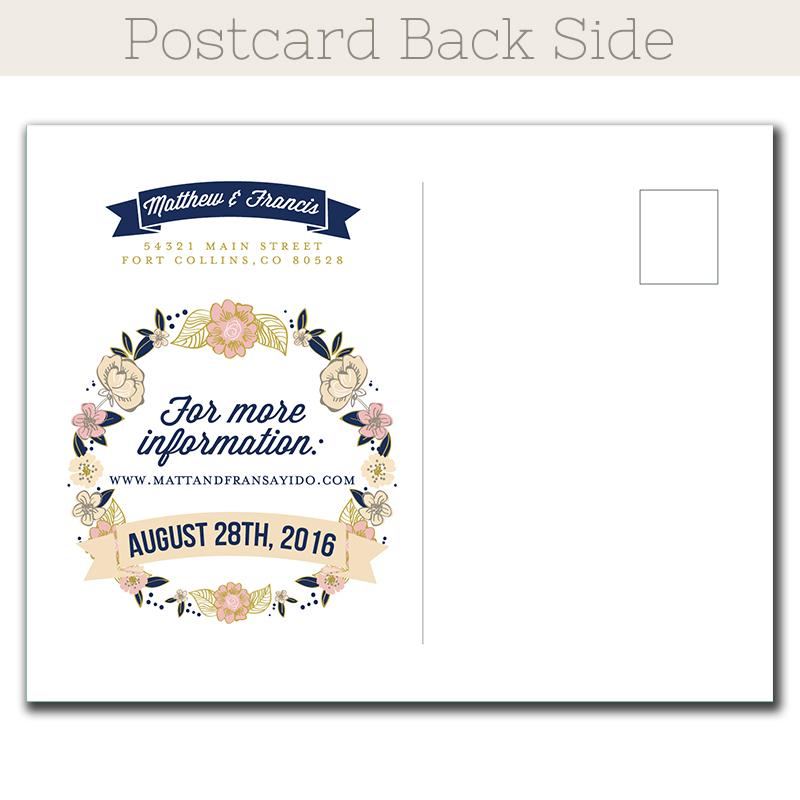 save date postcard - Tikirreitschule-pegasus - save date postcard
