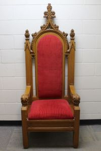 The Prop Room Toronto - Medieval items Throne : #3321 ...