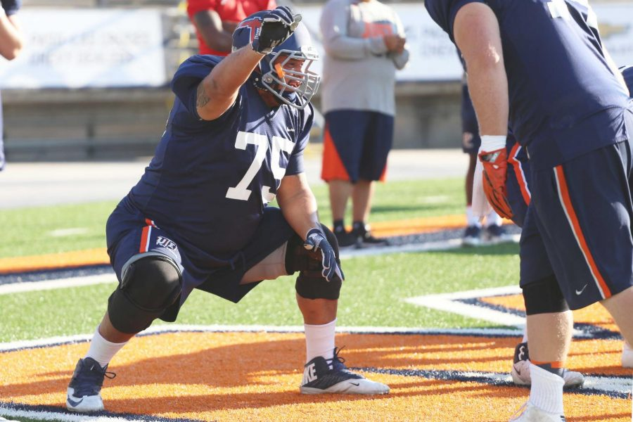 The Prospector Sports Weekly Podcast Former UTEP OL Derek