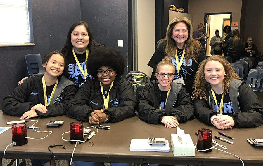 Deaf and hard of hearing academic bowl team competes at region \u2013 The