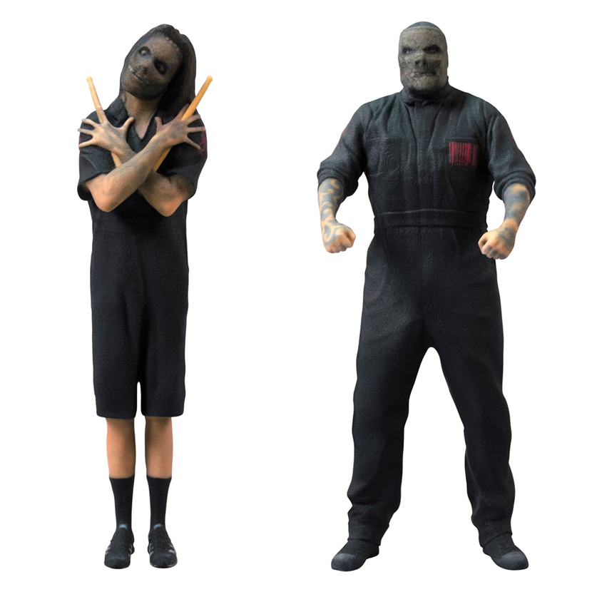 Slipknot 3d Wallpaper Slipknot Figures Now Available Updated Theprp Com