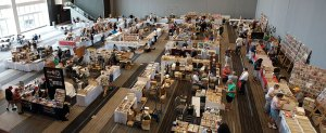 The PulpFest 2016 dealers' room