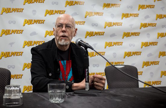 PulpFest 2016 Guest of Honor Ted White