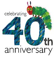 The Very Hungry Caterpillar  Turns  40!