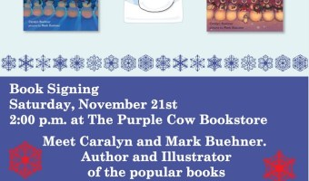 Author Event – Caralyn and Mark Buehner