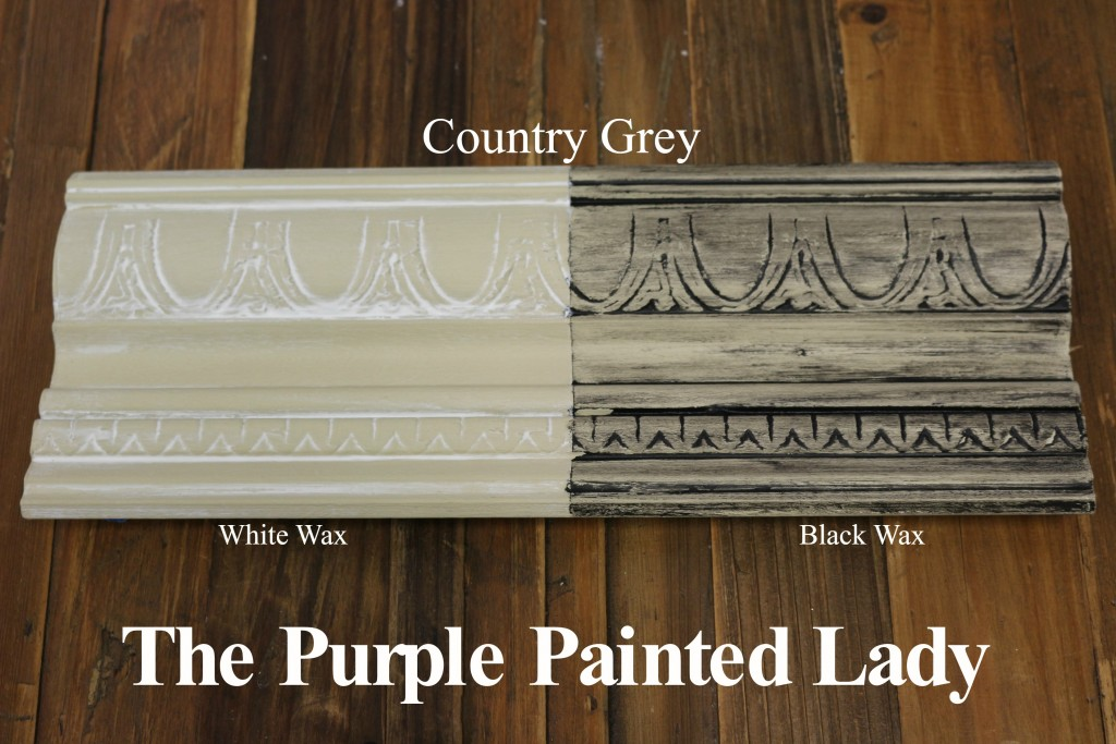 Chalk Paint® Sample Board Colors- All In A Row | The Purple