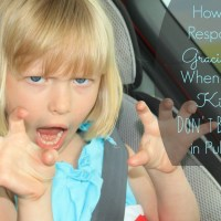How to Respond Graciously When Our Kids Don't Behave in Public