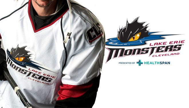 Lake Erie Monsters vs Grand Rapids Griffins Quicken Loans Arena