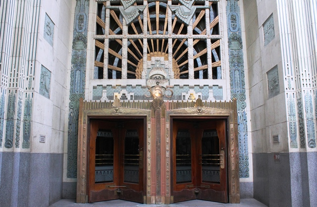 Art Deco Marine Building Vancouver - photo zoedawes