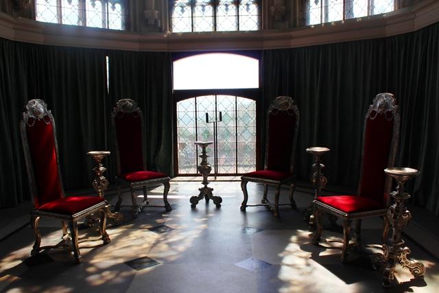 Augsburg silver furniture Marienburg Castle - zoedawes