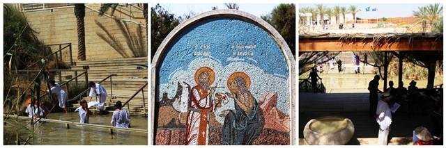 Baptism site at the River Jordan zoedawes