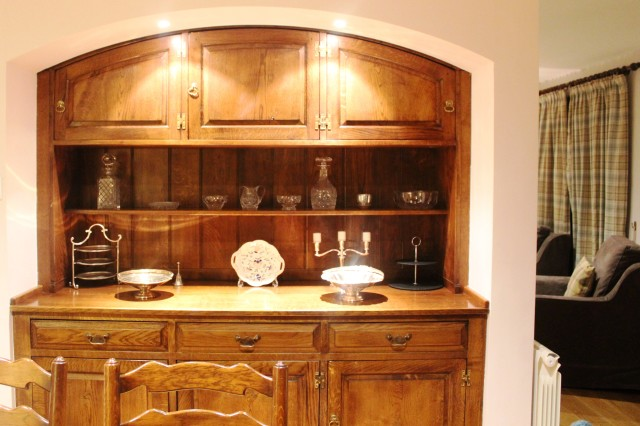 Braegarth Cottage Oak Dresser - zoedawes