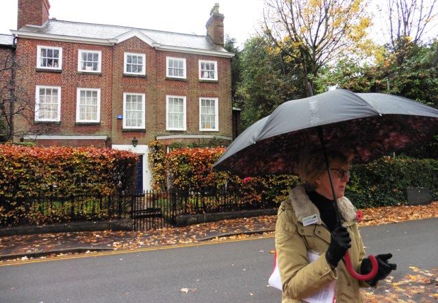 Elizabeth Gaskell Home Knutsford - zoedawes