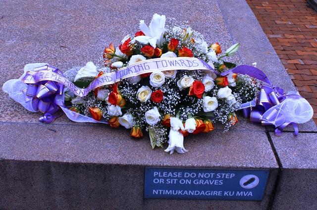 Kigali Genocide Memorial grave Rwanda - zodawes
