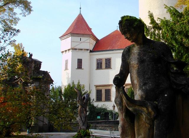 Konopiste Castle and gardens Czech Republic - zoedawes