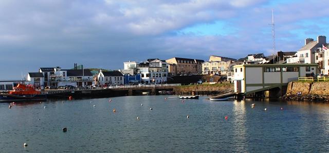 Portrush Harbour Northern Ireland - zoedawes