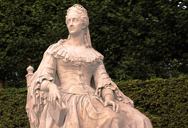 Sophie of Hanover Herrenhausen Gardens - zoedawes