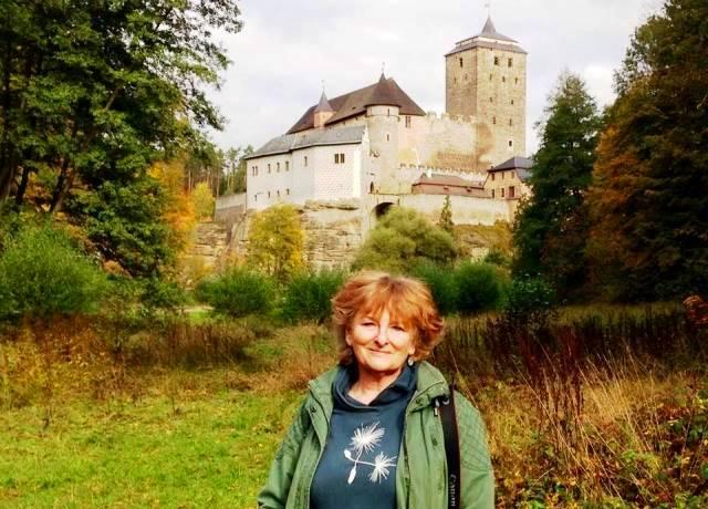Zoe Dawes Kost Castle Czech Republic