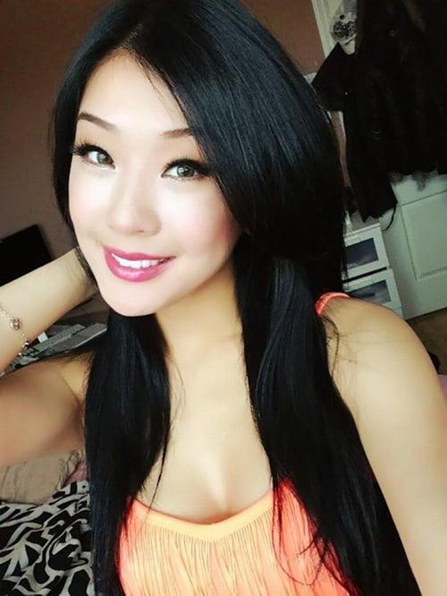 new girls Hottest asian