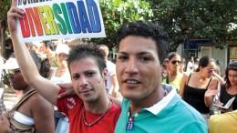 Celebraciones de Orgullo Latino. Foto por: Wilfred Labiosa