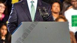 Governor Deval Patrick  Photo: TRT Archives/Glenn Koetzner