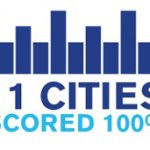 Municipal Equality Index in MA: Boston & Cambridge 100; Northampton, Others Not So