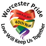 Worcester Pride: 1975 to 2015 — 40th Anniversary Celebration