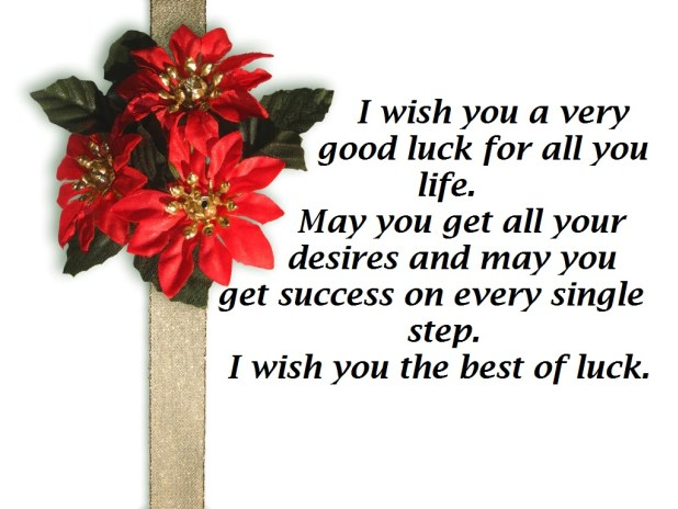 101 Best Good Luck Quotes, Messages, Wishes , Images  Greetings