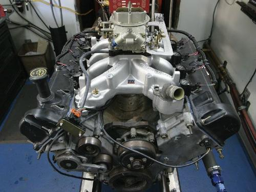 Ford Modular Motor DIfferences Ranging from early to later years
