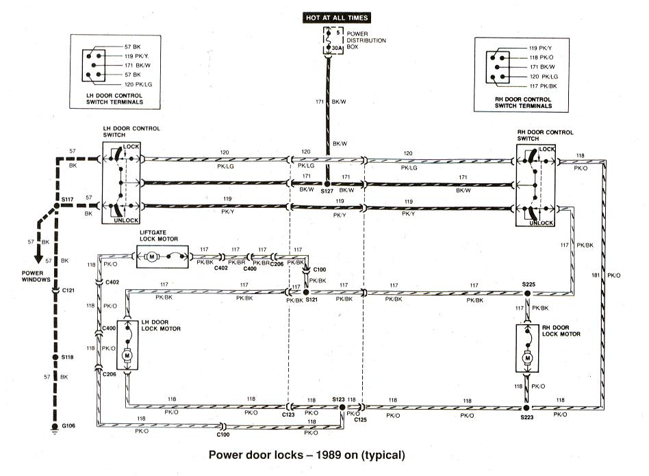 1995 Mustang Radio Wiring Diagram Wiring Diagram